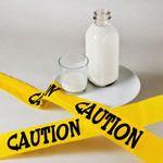 Lait calcium danger