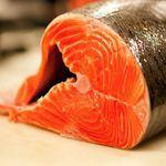Omega 3 et saumon
