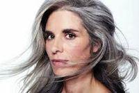 Vitamines contre les cheveux gris et ternes