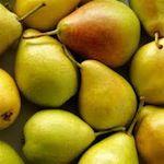 Fruits mars poire